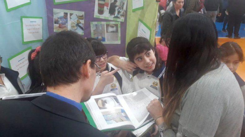 Exitosa Feria de Ciencias en la Escuela Adventista