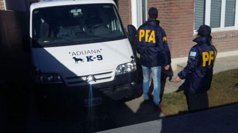 La Policía Federal allana el domicilio de Cristina Kirchner en Gallegos