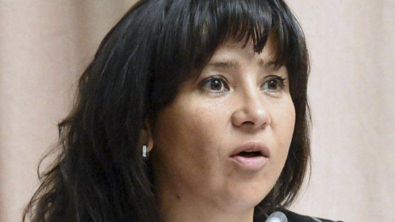 La diputada María Cecilia Torres Otarola