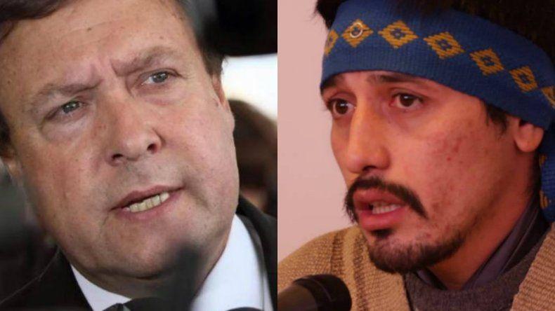 Para Weretilneck, con Jones Huala en Chile bajará la conflictividad