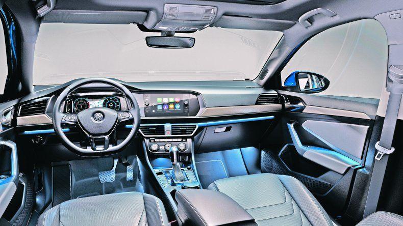 Volkswagen Vento: Con imagen deportiva