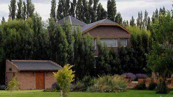 El allanamiento a la casa de El Calafate de Cristina Kirchner continuará hoy