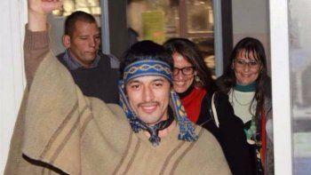 Por procesos pendientes en el país se demora la extradición de Jones Huala