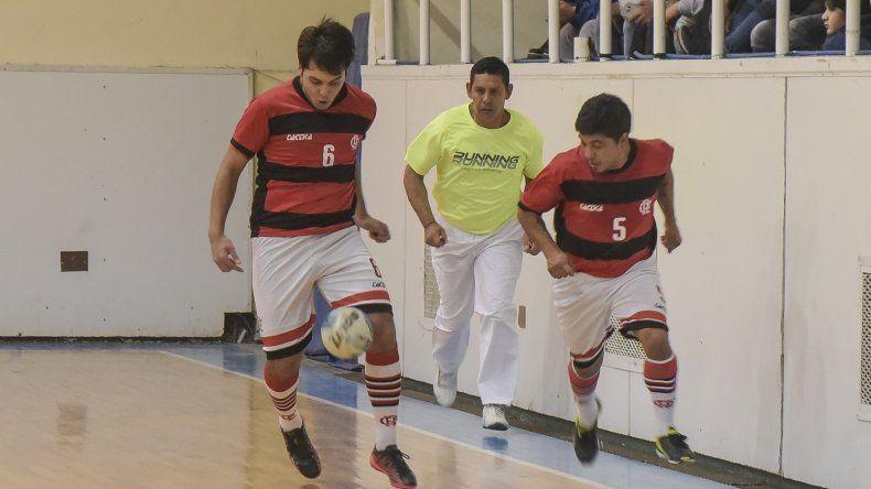 Flamengo se medirá esta tarde con Patagonia Frenos en uno de los cruces de ida de la categoría Honor.