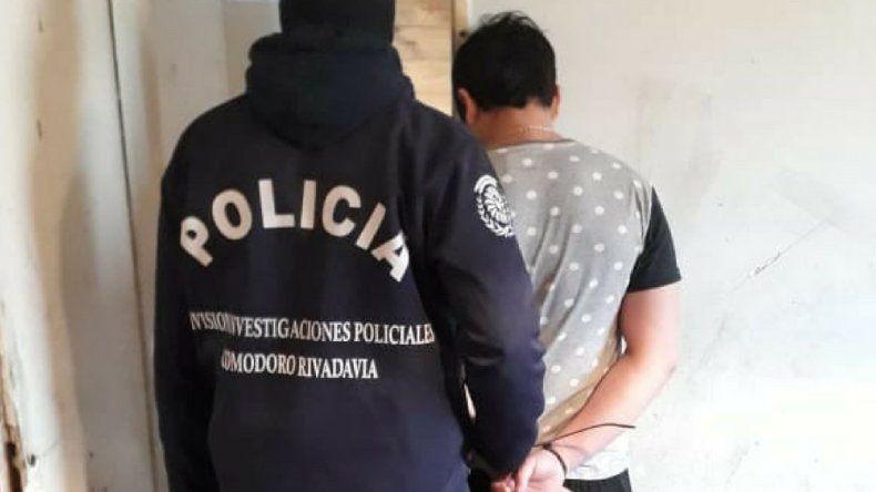 Detuvieron a un hombre sospechoso por el crimen de la comerciante