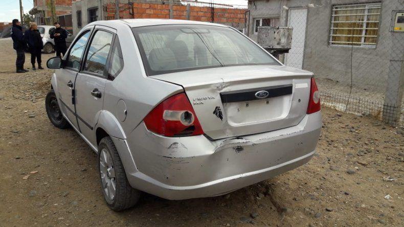 Recuperaron un auto que habían robado en el Isidro Quiroga