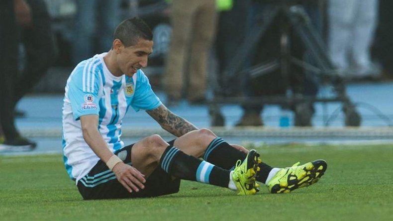 Di María se refirió a su no convocatoria a la Selección