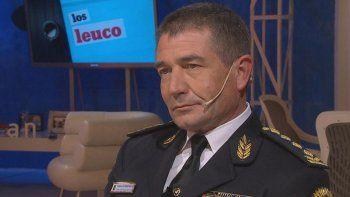 El jefe de la Federal desmintió que se usaran tóxicos durante el allanamiento a Cristina