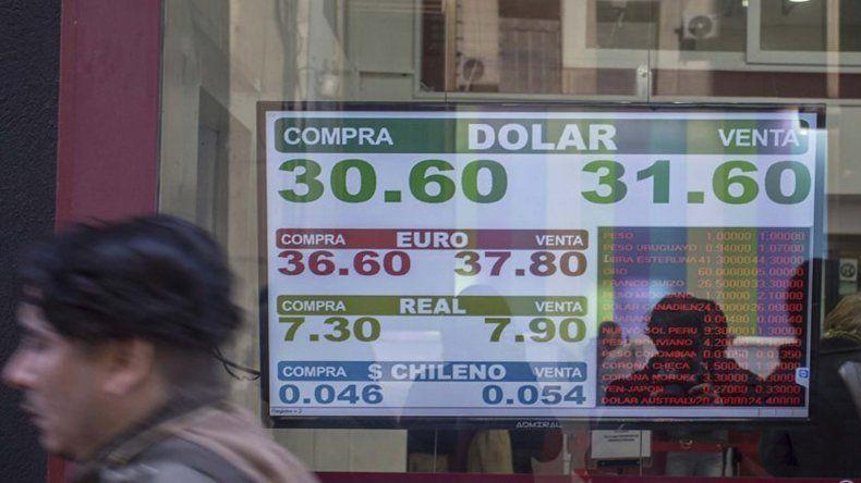 El dólar continúa su trepada infernal