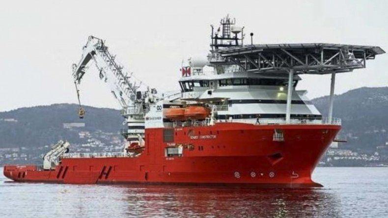 El Seaber Constructor arribaría al puerto de Comodoro el jueves 6 de septiembre. En esta ciudad se embarcarán cuatro familiares de la tripulación desaparecida.