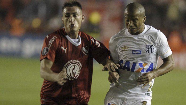 Independiente buscará esta noche en Brasil su pase para los cuartos de final de la Copa Libertadores de América.