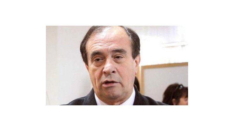Luis Tarrío se sumó a los críticos de los diputados que no avalan la refinanciación de deudas.