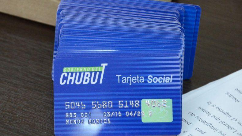 Provincia anunció que aumentarán los montos de las tarjetas sociales