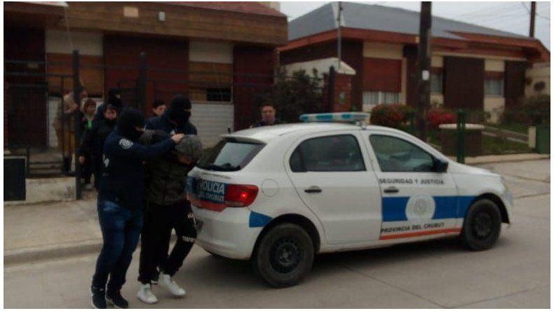 El sospechoso M.N.M. fue imputado por el crimen de la comerciante y después recuperó la libertad.