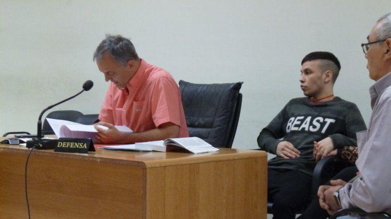Cristian Piri Alaniz fue declarado culpable por el homicidio de Angel Vidal.