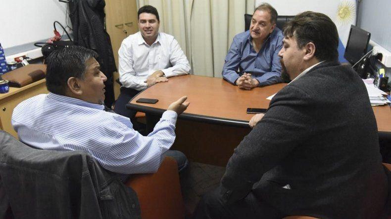 Linares y Avila abordaron algunos de los temas que profundizarán en la gran cumbre del viernes