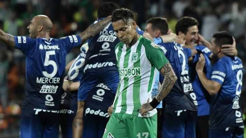 Atlético de Tucumán hizo historia en Colombia