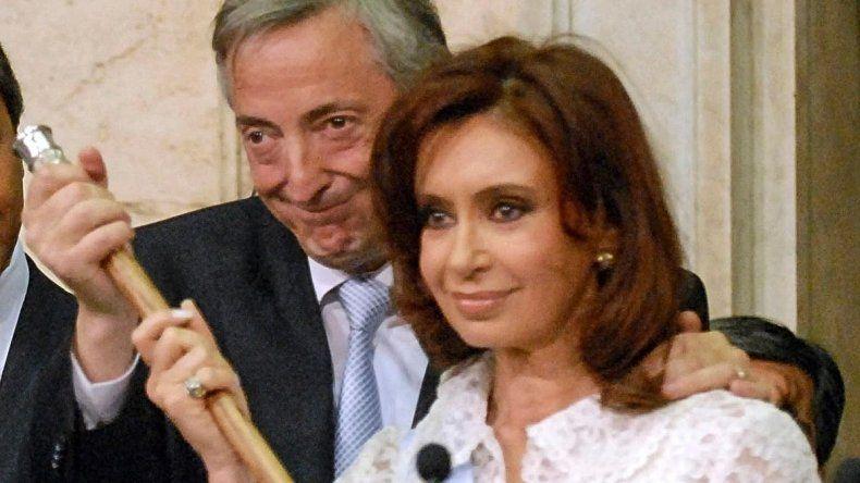 Cristina recuperó los bastones presidenciales tras la orden de Bonadio