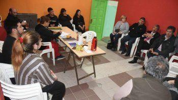 En Laprida se fortalecerá la seguridad vial y se atenderá demandas de sus habitantes