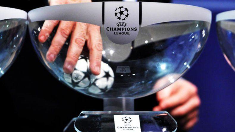 Ya están definidos los grupos de la Champions League