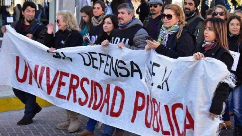 En Buenos Aires, el reclamo docente es en Casa Rosada