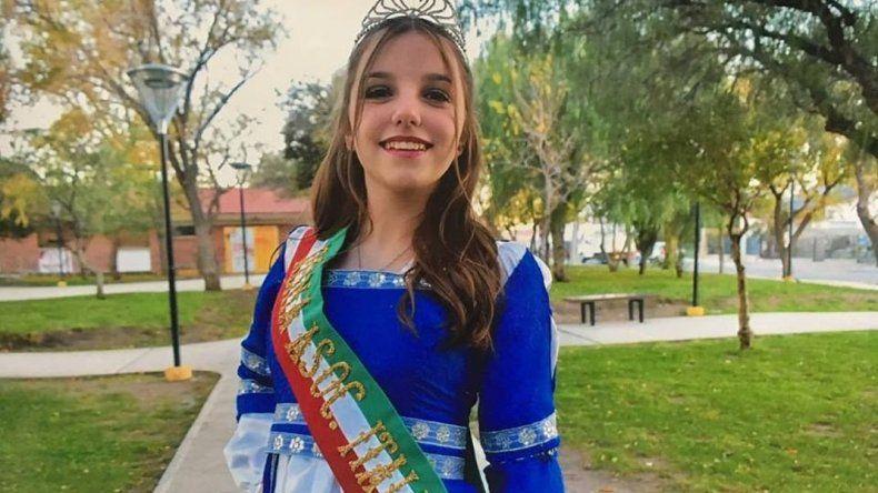 Camila Arienti - Asociación Italiana