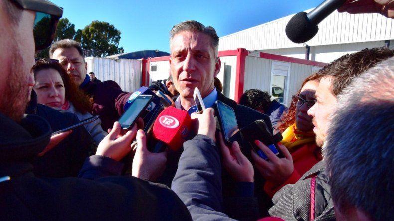 Arcioni: hoy estamos entre las 3 provincias mejor administradas del país