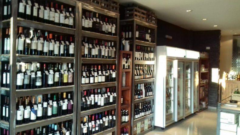 Musters llegó a Rada Tilly para seguir  ofreciendo el mejor servicio en bebidas