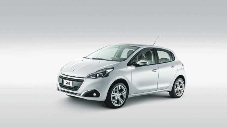 Peugeot 208 Urban Tech: El compacto francés suma edición especial