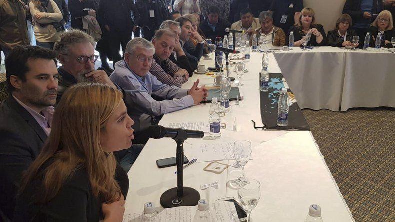 El documento en defensa de los derechos de la Patagonia