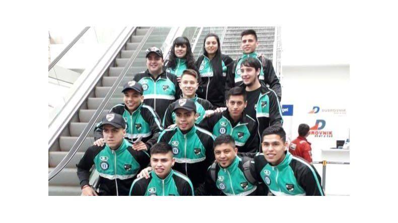 Comodoro empezó ganando en el Argentino Juvenil