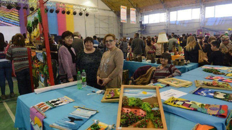 Más de 200 expositores participaron de la muestra de talleres