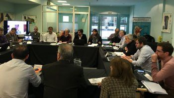 Comité del Consejo Hídrico Federal acordó mantener el presupuesto