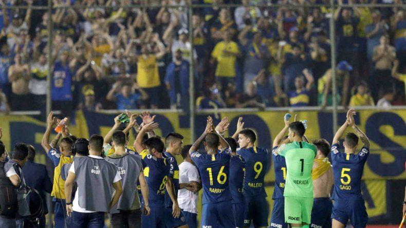 Boca le ganó a Vélez y se acomoda en el torneo