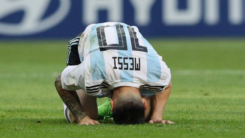Messi, afuera de la terna al premio The Best de la FIFA