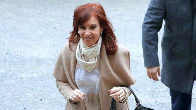 Cristina negó las acusaciones y pidió que Macri sea investigado