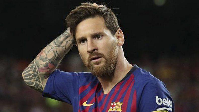 Lionel Messi se quedó afuera de los nominados para ganar el premio The Best.