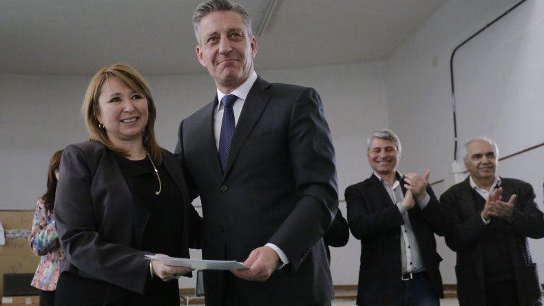 Arcioni considera que después de tres años de gobierno