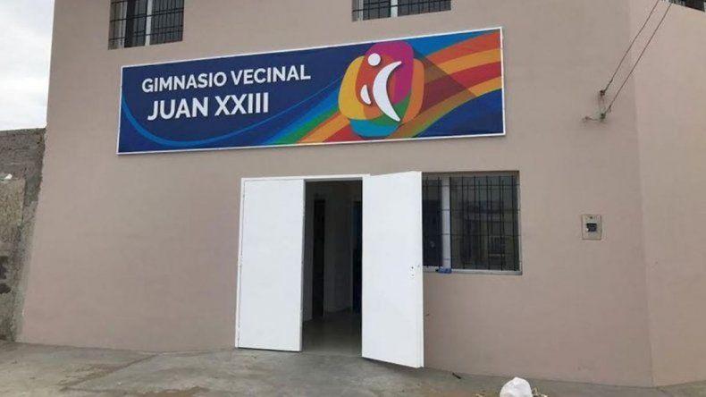 El barrio Juan XXIII festeja el Día del Niño a lo grande