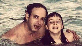 Lisa recordó a su papá Gustavo Cerati: siempre fuiste inmortal