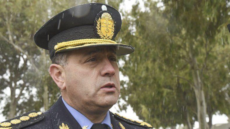 Luis Avilés fue segundo jefe de Policía en el anterior gobierno provincial.