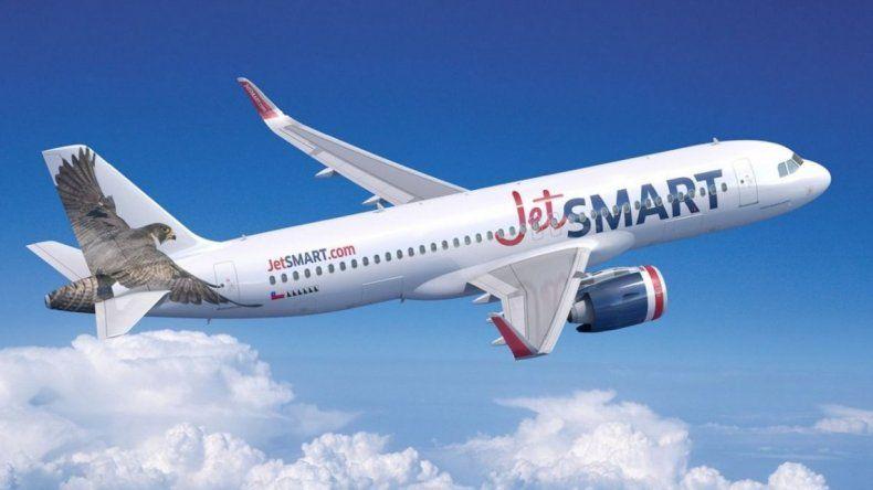 Llega la low cost JetSmart y volará desde un polémico aeropuerto