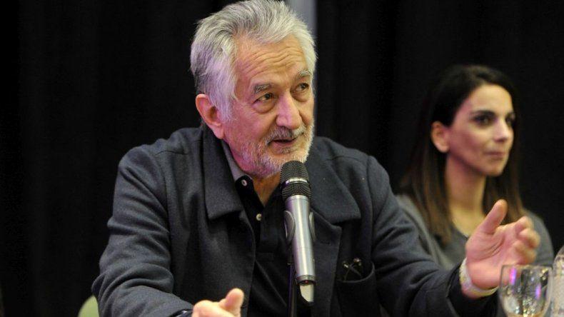 Rodriguez Saá llega a Comodoro para el encuentro Hay 2019