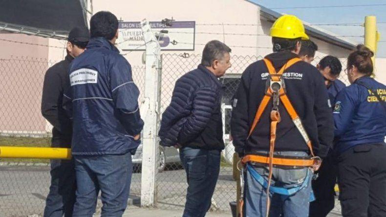 Pagani era empleado del municipio de Madryn y le iniciaron un sumario