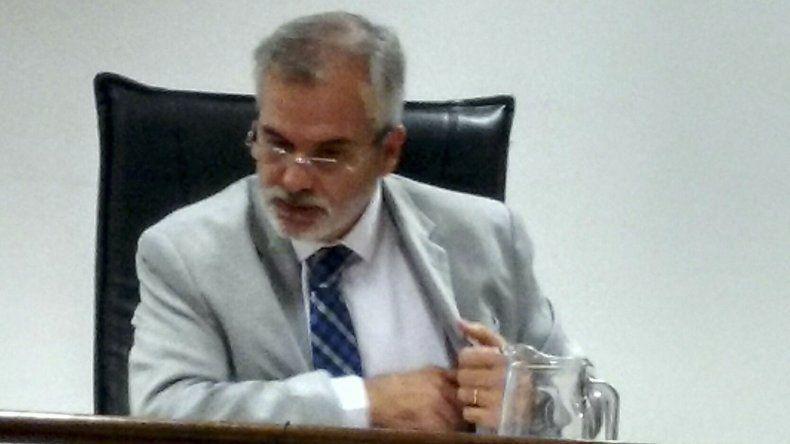 El juez Alejandro Rosales instruyó la causa del intento de robo al árbitro de fútbol infantil.