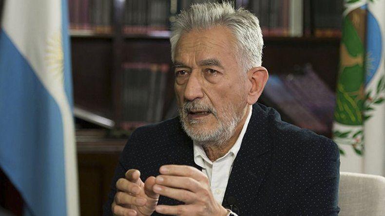 Alberto Rodríguez Saá participará del encuentro político del sábado en Comodoro Rivadavia.