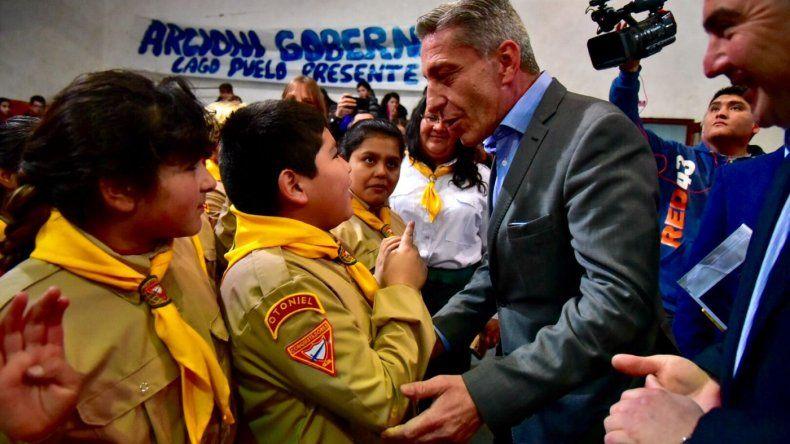 Aniversario de El Hoyo: estamos poniendo la provincia en marcha