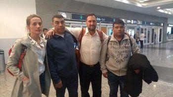 Ara San Juan: familiares de tripulantes ya se encuentran en Comodoro