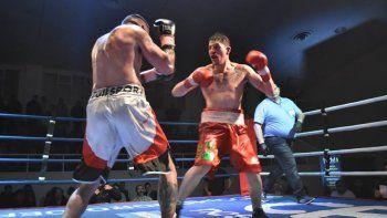 El boxeo local se presenta esta noche en el gimnasio municipal 1.