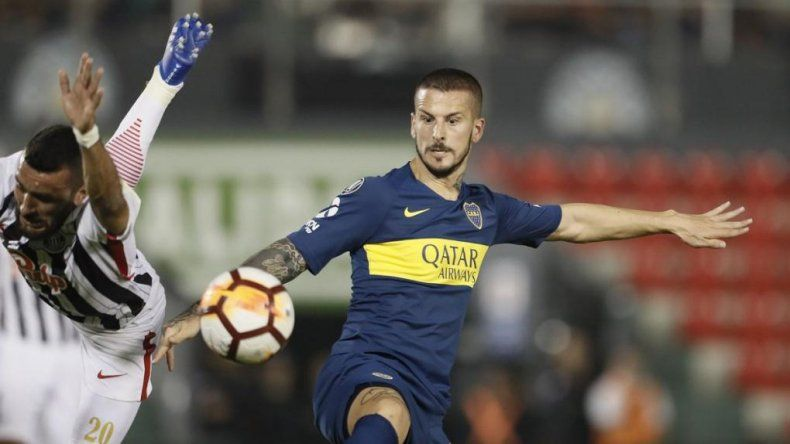 Darío Benedetto sumará minutos cuando Boca se mida con San Martín de Tucumán por la Copa Argentina.